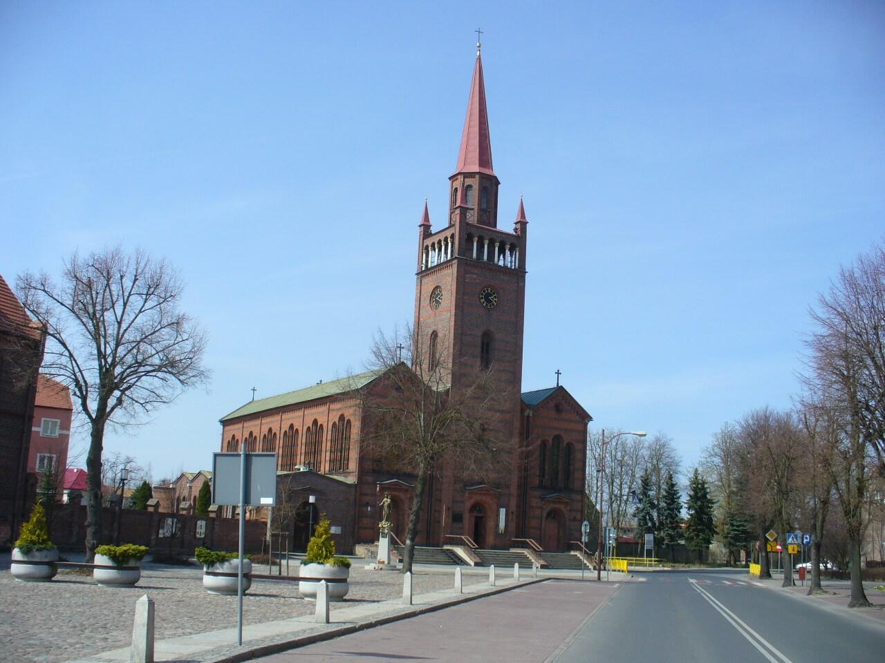 dębno kościół